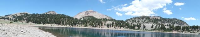 Lassen Peak (panorama)
